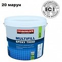 Isomat MultiFill Epoxy (20) марун 3 кг.