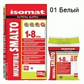 Isomat (01) белый MultiFill Smalto 2 кг.