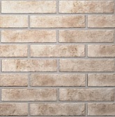 керамогранит Golden Tile BrickStyle Baker Street Светло-Бежевый 22v020 6х25